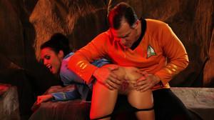 Dillion Harper - This Ain't Star Trek XXX 3 sc1, HD, 720p