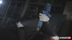 Rachel Starr - Ass Effect, HD, 720p