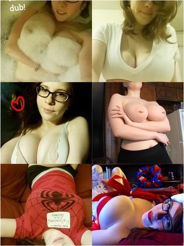 Big tits big ass white girl