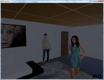9jwv51cj4z3x - House Party 0.9.0 (Alpha) [Eek! Games] [2018] XXX GAME