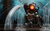 Ranged Weapon - Ranged Weapon - Bioshock 3d comic