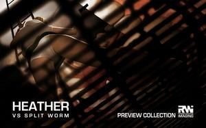 Ranged Weapon Heather Vs Split Worm Preview COMIC