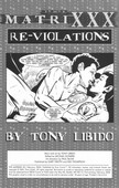 Tony Libido The MatriXXX #3 - Re-Violations