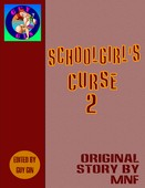 GUY GIN - SCHOOL GIRL CURSE 2 COMIC REMIX