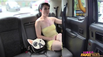 FemaleFakeTaxi Ava And Jasmine