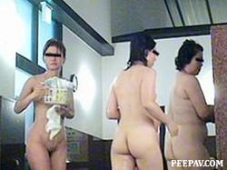 No.04006_1 Body washig spasce older women