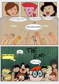 Incest parody comic by Grigori - The ultimate milf orgy