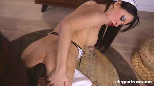 Elegantraw.com - Sandra Luberc - French Maid To Hire 4