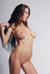 Zemani Kayla Bubbles nude model big tits photo 11
