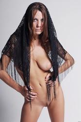 Zemani Kayla Bubbles nude model big tits photo 12