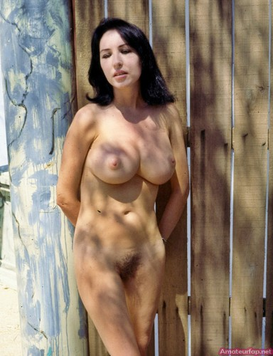 Miss California Naked And Retro Nudism Photo