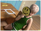 A Normal Day in Erik's Life  [3D Artwork by GBH]