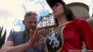 Rachel Starr - Tits On Guard, HD, 720p
