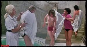 Felicity Dean,Sally Sagoe  in Steaming (1985) Pnmx70rsewrr