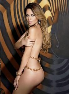 Lili Brillanti - Playboy Mexico Nude Girls