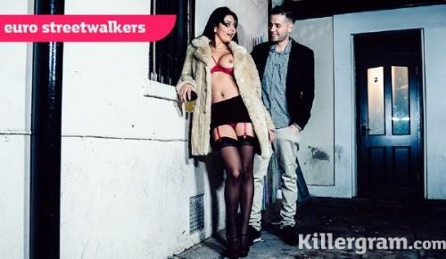 Mariska X - Euro Street Walkers - UkStreetWalkers (HD)