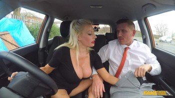 FakeDrivingSchool Michelle Thorne