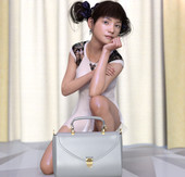 Sexy japanese girls in 3d erotic artwork collection from Chotomumu