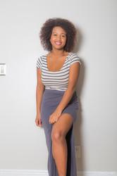 Whitney Williams - Long Skirt