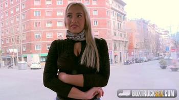 Briana Banderas BoxTruckSex