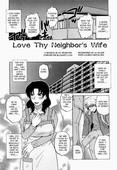 [Kurumiya Mashimin] Love Thy Neighbor's Wife and her cheating skills